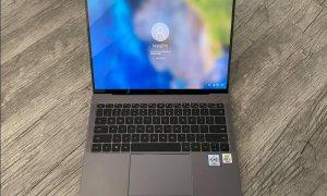 REVIEW Huawei Matebook X Pro 2020 - performant, transportabil, fierbinte