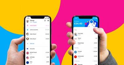 Revolut introduce Junior pentru copii și la conturile Standard, gratuite