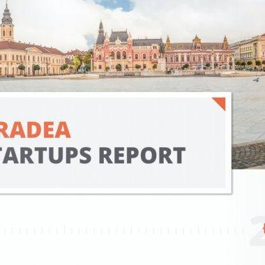 Oradea Startups Report 2020 - startup-urile care pun Oradea pe harta de business