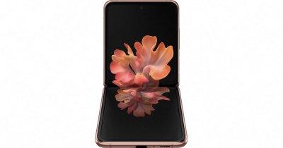 Samsung Galaxy Z Flip 5G - pliabilul cu conectivitate modernă