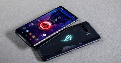 ASUS lansează noile telefoane de gaming ROG Phone 3 și ROG Phone 3 Strix Edition