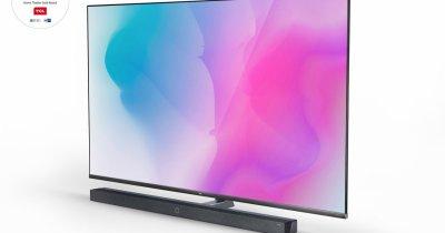 Reduceri televizoare TCL cu Android QLED. Cât costă acum dispozitivele