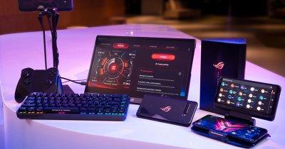ASUS lansează noi periferice pentru o experiență de gaming mobil foarte bună