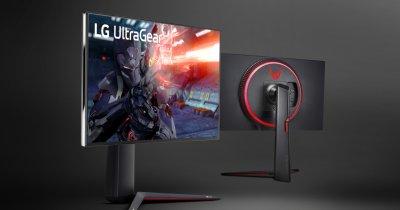 LG lansează primul monitor 4K IPS din lume cu timp de răspuns de 1ms GTG