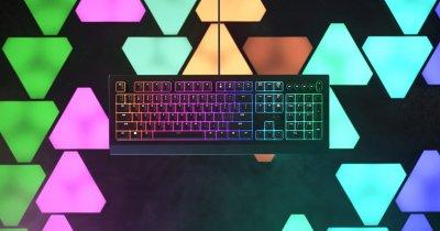 Razer lansează generația a doua a tastaturii sale ieftine de gaming