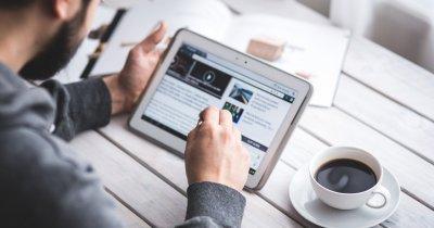 Covid-19: Sute de mii de români vor avea nevoie de competențe digitale la job