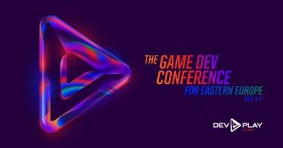 Inovația în dezvoltarea de jocuri video, tema ediției 2020 a DEV.PLAY