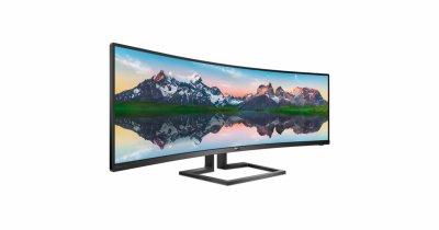 MMD lansează un monitor ultra-wide de 49 de inchi pentru profesioniști