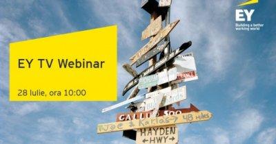 Webinar EY:cum sprijină statulantreprenorii români