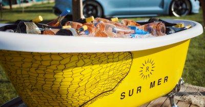Vinurile săptămânii: Sur Mer (Rasova), vara cu briză într-un pahar