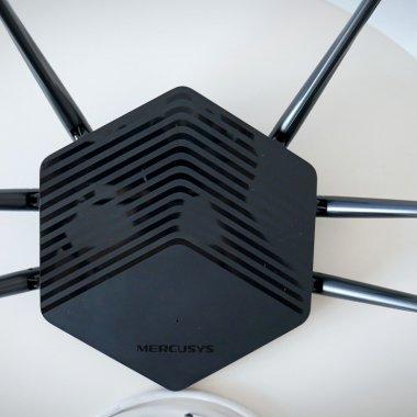 REVIEW Mercusys MR50G AC1900 - un router cu un raport calitate/preț excelent