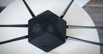 REVIEW Mercusys MR50G AC1900 - un router cu un raport calitate/preț excelent