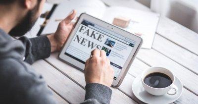 Studiu: Cât de conștienți sunt românii de știrile false