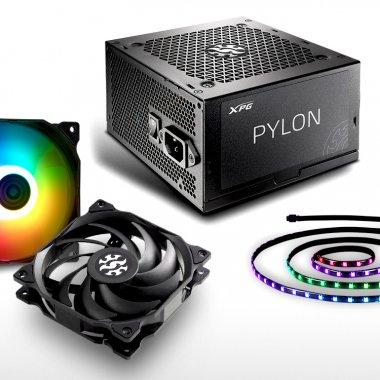 XPG, gamă nouă de componente și accesorii PC pentru gameri și modderi