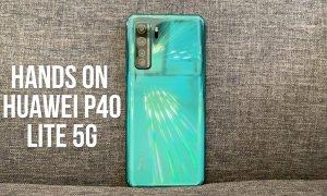 HANDS On Huawei P40 Lite 5G - mid range bun la fotografie și conectivitate