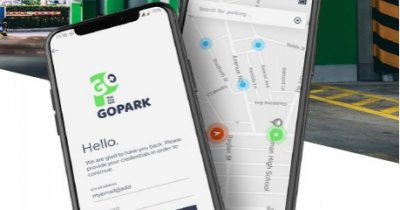 GoPark, aplicație românească pentru simplificarea parcării cu plată