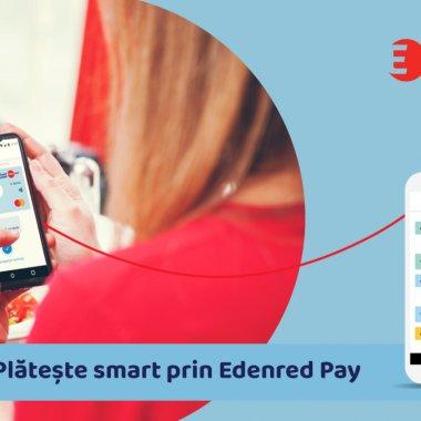 Edenred Pay, soluție de plăți mobile direct din banii de pe cardul de masă