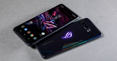 Smartphone-ul de gaming ASUS ROG Phone 3 Strix Edition, disponibil în România