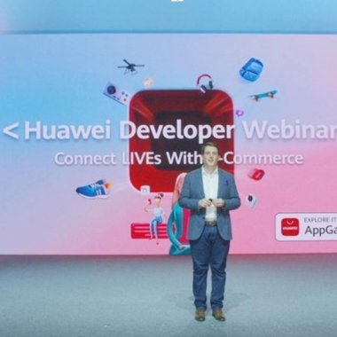 Huawei a lansat o soluție de live streaming cu AR pentru ecommerce