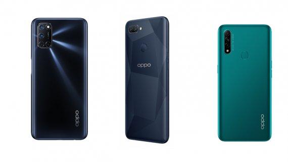 Oppo a lansat în România trei noi telefoane: A72, A31 și A12