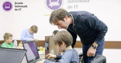 Peste 300 de echipamente IT au fost dăruite copiilor de la țară