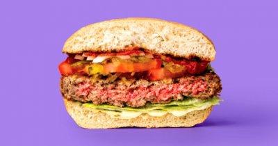Mâncarea viitorului e din plante: 200 de mil. de $ pentru Impossible Foods