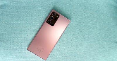 REVIEW Samsung Note 20 Ultra - definiția telefonului premium