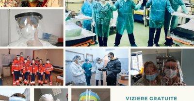Eroii voluntari: programul viziere.ro se încheie după 300.000 de donații