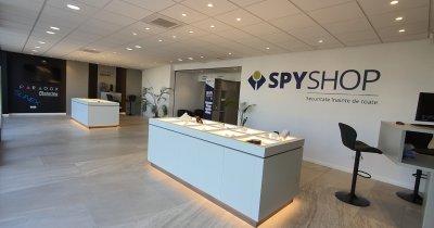 Spy Shop a deschis cel mai mare showroom dedicat sistemelor de securitate