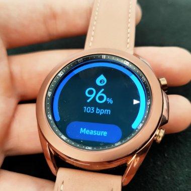 REVIEW Samsung Galaxy Watch 3 - mixul pentru fitness și sănătate pe Android