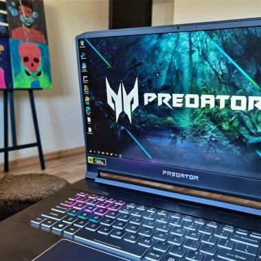 REVIEW Acer Predator Triton 500: Performanțe impresionante, corp compact