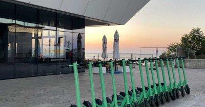 Trotinetele electrice Bolt sunt disponibile și în Constanța