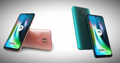 Moto G9 Play, disponibil oficial în România: Performanțe bun la preț mic