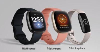 """Fitbit Sense, lansat oficial. Primul """"health watch"""" din lume?"""