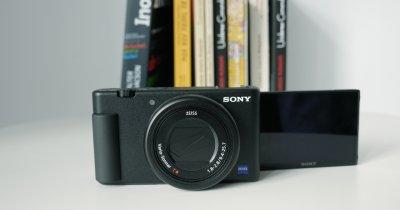 REVIEW Sony ZV-1 - o cameră pentru vlogging și nu numai