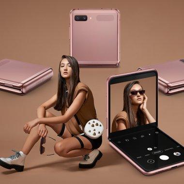 AMC tehnologia întâlnește moda: Prêt-à Z Flip, colecție Samsung & Fashion Days