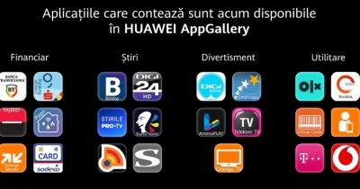 Cum s-a dezvoltat Huawei AppGallery în România