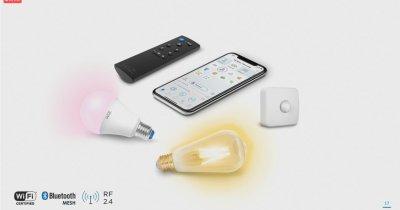 Noua gamă pentru iluminat smart de la WiZ, lansată oficial: prețuri mici