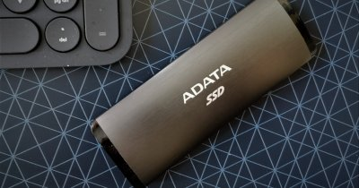 Review ADATA SE760: Un singur SSD portabil pentru toate gadgeturile tale