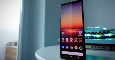 Review Sony Xperia 1 II - un adevărat hit