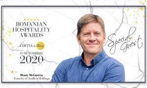 """Fondatorul AmRest: """"Digitalizarea, o prioritate în ospitalitate"""""""