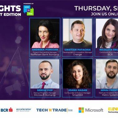 Demo Nights București: întâlniri online cu fondatori și investitori