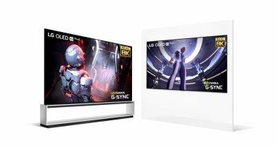 LG la IFA 2020 - Televizoare 8K ce pot fi folosite pentru gaming performant