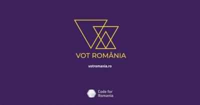 Alegeri locale | Vot România, aplicația unde afli unde și cum votezi