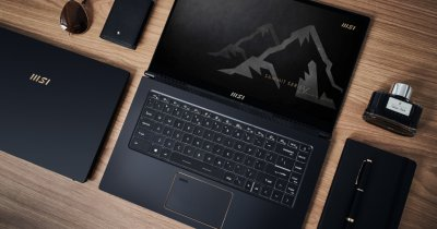 MSI lansează o nouă serie de laptop-uri de business