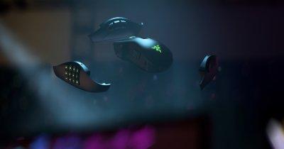 Razer a anunțat Razer Naga Pro, mouse-ul de gaming wireless cu 20 de butoane