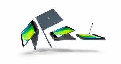 Acer Spin 7, primul ultrabook cu Snapdragon 8cx Gen 2 5G