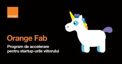 Patru startupuri s-au alăturat programului de accelerare Orange Fab