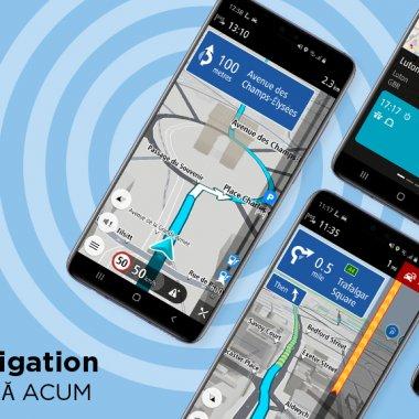 TomTom GO Navigation, alternativa la Google Maps, disponibilă Huawei AppGallery