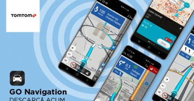 TomTom GO Navigation, alternativa la Google Maps, disponibilă Huawei AppGallery